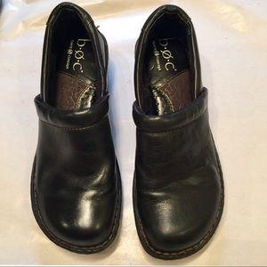 BOC Born clogs leather